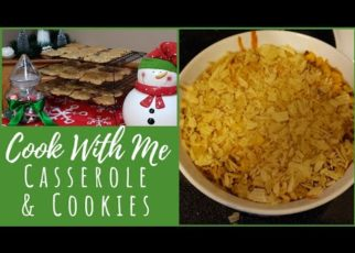 yt 59391 Cook With Me For A Crowd Casserole and Cookies My Randomly Organized Life 322x230 - 🍪🍽Cook With Me - For A Crowd Casserole and Cookies | My Randomly Organized Life
