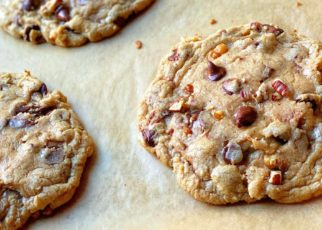 yt 59415 Brown Butter Pecan Chocolate Chip Cookies 322x230 - Brown Butter Pecan Chocolate Chip Cookies