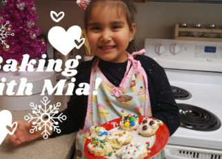 yt 59596 VLOGMAS DAY 15 Making Cookies with Mia 322x230 - VLOGMAS DAY 15- Making Cookies with Mia