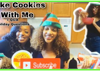 yt 59620 BAKE COOKIES WITH ME FAIL Holiday QA VLOGMAS DAY 21 322x230 - BAKE COOKIES WITH ME ( FAIL) + Holiday Q&A | VLOGMAS DAY 21