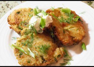 yt 59678 How to Make Crispy Potato Latkes Hannukah Potato Pancakes Classic and Delicious 322x230 - How to Make Crispy Potato Latkes - Hannukah Potato Pancakes - Classic and Delicious
