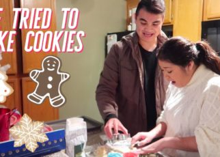 yt 59764 We tried to make cookies 12 Days of Vlogmas Day 7 Vlog 72 322x230 - We tried to make cookies | 12 Days of Vlogmas: Day 7 | [Vlog 72]