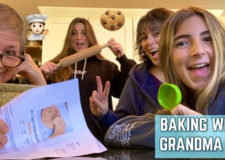 yt 59783 HOW TO BAKE FUN YUMMY HOLIDAY COOKIES Baking with Grandma 322x230 - HOW TO BAKE FUN YUMMY HOLIDAY COOKIES | Baking with Grandma