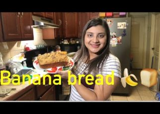 yt 59879 Bake with me easy Banana bread 322x230 - Bake with me : easy Banana bread