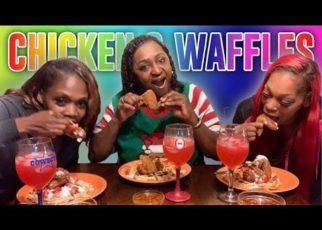 yt 60175 HOW TO MAKE CHICKEN AND WAFFLES COOKING AND EATING SHOW 322x230 - HOW TO MAKE CHICKEN AND WAFFLES | COOKING AND EATING SHOW!!