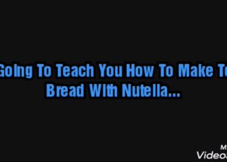 yt 60237 How To Make Toast Bread Woth Nutella 322x230 - How To Make Toast Bread Woth Nutella...