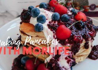 yt 60473 Picking Cherries and Making Banana Pancakes with Morlife 322x230 - Picking Cherries and Making Banana Pancakes with Morlife!