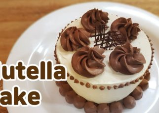 yt 60524 Nutella Cake with white bread How to make easy christmas cake No oven Easy recipe 322x230 - Nutella Cake with white bread : How to make easy christmas cake : No oven : Easy recipe