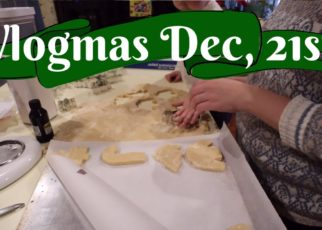 yt 60742 Making Christmas Cookies VLOGMAS 2019 322x230 - Making Christmas Cookies |VLOGMAS 2019|