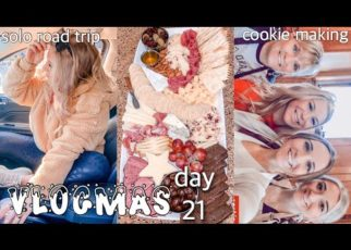 yt 60759 VLOGMAS DAY 21 making cookies with erin her fam charcuterie GRWM 322x230 - VLOGMAS DAY 21: making cookies with erin & her fam, charcuterie, GRWM!!