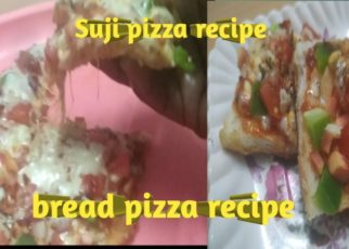 yt 60784 Pizza recipe Suji pizza bread pizza how to make pizza 322x230 - Pizza recipe# Suji pizza# bread pizza# how to make pizza