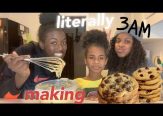 yt 61032 We decided to bake cookies 3am bad idea 322x230 - We decided to bake cookies @ 3am bad idea😭