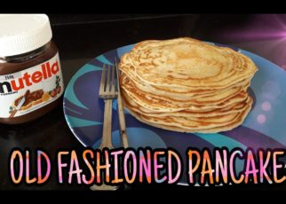 yt 61222 How to make OLD FASHIONED PANCAKE 322x230 - How to make OLD FASHIONED PANCAKE