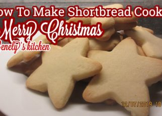 yt 61246 How To Make Shortbread Cookies Genelys Kitchen 322x230 - How To Make Shortbread Cookies ( Genely's Kitchen)