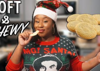 yt 61476 How To Make The Softest Sugar Cookies For Christmas 322x230 - How To Make The Softest Sugar Cookies For Christmas!