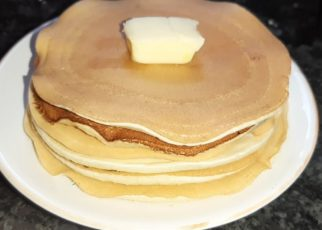 yt 61736 Basic Pancake Recipe Easy Breakfast Recipe How To Make Pancakes 322x230 - Basic Pancake Recipe / Easy Breakfast Recipe/ How To Make Pancakes