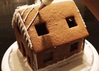 yt 61787 How to make ginger bread house 322x230 - How to make ginger bread house