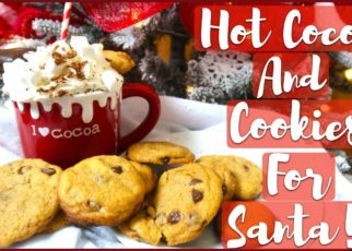 yt 61886 LETS MAKE COOKIES FOR SANTA AND HOT COCOA CHRISTMAS 2019 322x230 - LETS MAKE COOKIES FOR SANTA AND HOT COCOA!! CHRISTMAS 2019
