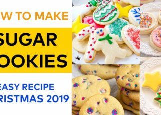 yt 62114 Learn How to Make Sugar Cookies Easy Recipe with celebrated artist Susan Carberry 322x230 - Learn How to Make Sugar Cookies Easy Recipe with celebrated artist Susan Carberry