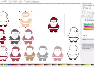 yt 62118 Making Santa Cookie Frames with Inkscape and Fusion 360 322x230 - Making Santa Cookie Frames with Inkscape and Fusion 360.