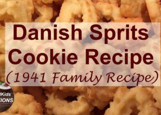 yt 62305 Danish Sprits Cookie Recipe How to Make Spritz Cookies 322x230 - Danish Sprits Cookie Recipe ~ How to Make Spritz Cookies