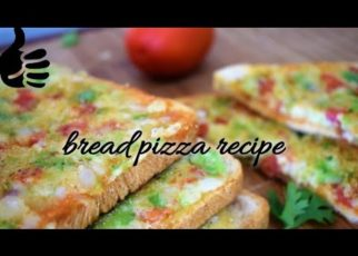 yt 62334 pizza howtomakepizzaanshikasgoodlife lovecooking How to make bread pizza at home Without cheese 322x230 - #pizza #howtomakepizza#anshikasgoodlife #lovecooking How to make bread pizza at home Without cheese?