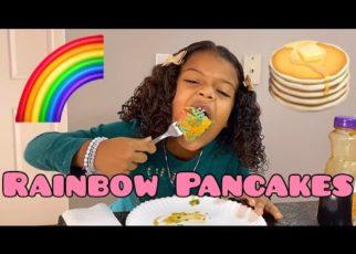 yt 62452 How To Make Rainbow PancakesVEGAN RECIPE 322x230 - How To Make Rainbow Pancakes(VEGAN RECIPE!!)
