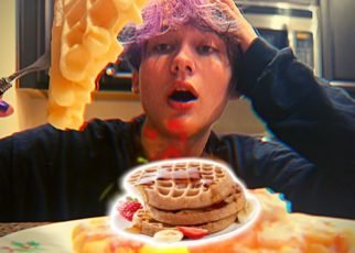 yt 62498 How to Make The Best Vegan Waffles Ever 322x230 - *How to Make The Best Vegan Waffles Ever*