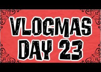 yt 62543 Vlogmas Day 23 Lets Make Cookies 322x230 - Vlogmas Day 23 Let's Make Cookies