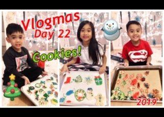 yt 62557 Vlogmas Day 22 2019 Making Cookies for Santa 322x230 - Vlogmas Day 22 2019 Making Cookies for Santa