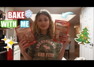 yt 62577 CHRISTMAS EVE EVE BAKE COOKIES WITH ME vlgomas day 23 bake with me 322x230 - CHRISTMAS EVE EVE BAKE COOKIES WITH ME!!! 🎄🎁🎀 - vlgomas day 23 bake with me