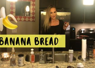 yt 62681 HOW TO MAKE VEGAN BANANA BREAD simple bake with me 322x230 - HOW TO MAKE VEGAN BANANA BREAD | simple bake with me