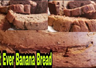 yt 62686 Moist Banana Bread How to Bake Banana Bread 322x230 - Moist Banana Bread / How to Bake Banana Bread!