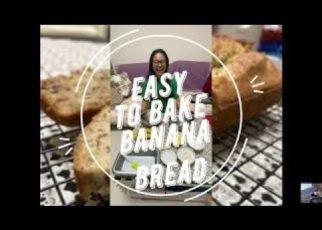 yt 62913 Easy to bake banana bread amfee 322x230 - Easy to bake banana bread #amfee