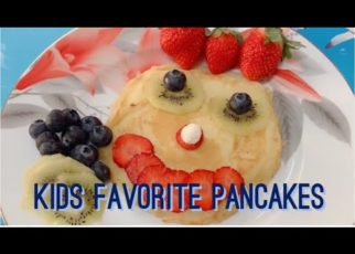 yt 63143 Easy homemade pancakes kids most favorite pancakes 322x230 - Easy homemade pancakes  kids most favorite  pancakes