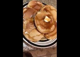 yt 63295 How to make some bomb a pancakes 322x230 - How to make some bomb-a** pancakes!
