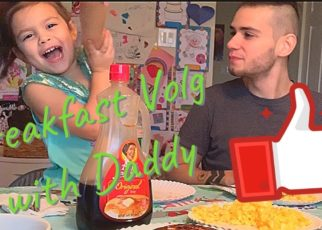 yt 63317 Breakfast Vlog with Daddy How To Make Pancakes and Eggs Daddy Time 322x230 - Breakfast Vlog with Daddy - (How To Make Pancakes and Eggs!) - Daddy Time
