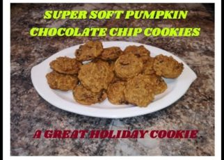 yt 63386 HOW TO MAKE THE BEST SOFT PUMPKIN CHOCOLATE CHIP COOKIES OUR FAVORITE HOLIDAY COOKIE 322x230 - HOW TO MAKE THE BEST SOFT PUMPKIN CHOCOLATE CHIP COOKIES /OUR FAVORITE HOLIDAY COOKIE