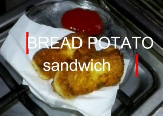 yt 63451 HOW TO MAKE BREAD SANDWICH 322x230 - HOW TO MAKE  BREAD SANDWICH