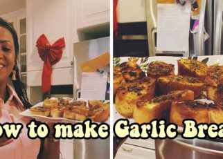 yt 63463 How to make Garlic Bread Emity Roman 322x230 - How to make Garlic Bread| Emity Roman