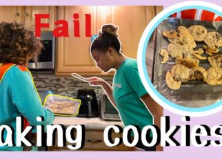 yt 63787 Trying to make christmas cookies making Christmas cookies FAIL 322x230 - Trying to make christmas cookies | making Christmas cookies FAIL! |