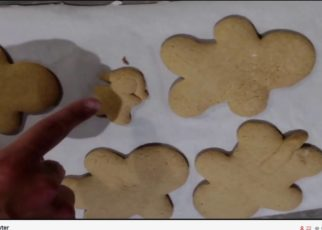 yt 64061 Ty Roane VLOG instructions for making cookies Inside Out Peanut Butter Blossoms 322x230 - Ty Roane VLOG: instructions for making cookies | Inside-Out Peanut Butter Blossoms