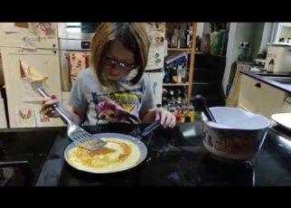 yt 64494 Adas Bake How to make pancakes 322x230 - Ada's Bake: How to make pancakes