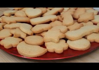 yt 64519 Easy Homemade Butter Cookies How to Make Butter Cookies 322x230 - Easy Homemade Butter Cookies| How to Make Butter Cookies!