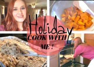 yt 64540 How to cook chicken dressing and sweet potato souffle Cookies for Santa Christmas Eve Party 322x230 - How to cook chicken dressing and sweet potato souffle // Cookies for Santa! // Christmas Eve Party!