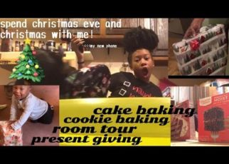 yt 64581 Spend Christmas eve and Christmas with me lets bake cookies cake Room tour Westside Mar 322x230 - Spend Christmas eve and Christmas with me!! (lets bake cookies, cake + Room tour) | Westside Mar