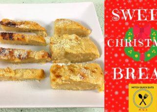 yt 64621 Homemade Sweet Christmas Bread Recipe How to Make Bread 322x230 - Homemade Sweet Christmas Bread Recipe   How to Make Bread