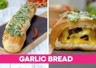 yt 64798 Garlic Bread Cook It Recipes 322x230 - Garlic Bread - Cook It Recipes