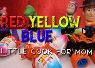 yt 64945 Toys and Kinder joy surprise eggsColorsLittle cook Pancakes for my momLearn colors for kids 322x230 - [Toys and Kinder joy surprise eggs]Colors,Little cook Pancakes for my mom,Learn colors for kids