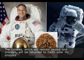 yt 65077 Astronauts bake cookies in space for the first time wont eat them 322x230 - Astronauts bake cookies in space for the first time, won't eat them